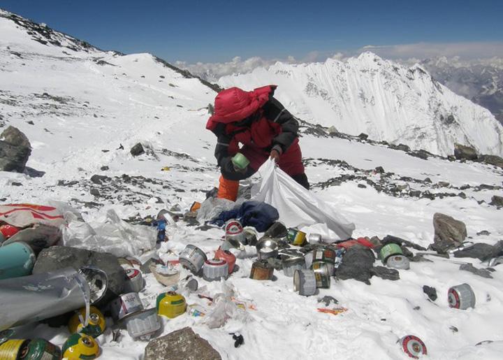 everest 1 Pana si Everestul are probleme