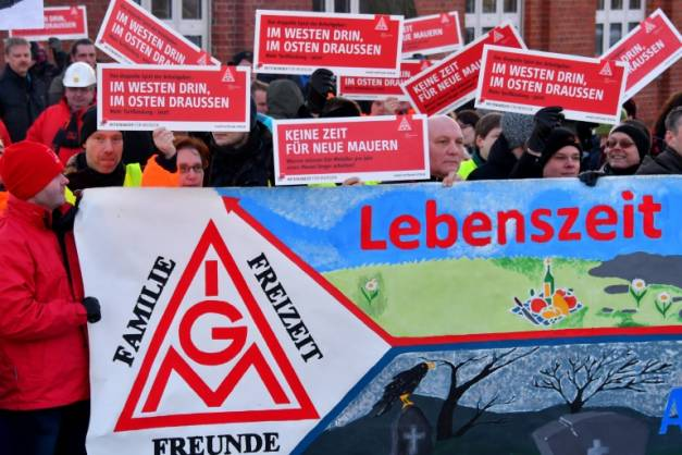 greva germania Germania, lovita in inima industriei de greve
