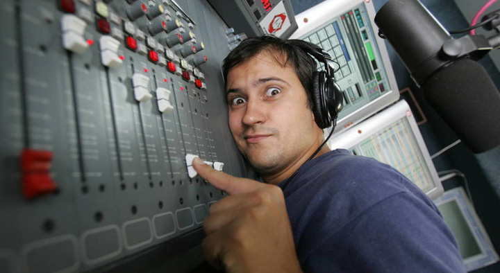 huidu Serban Huidu se intoarce la radio