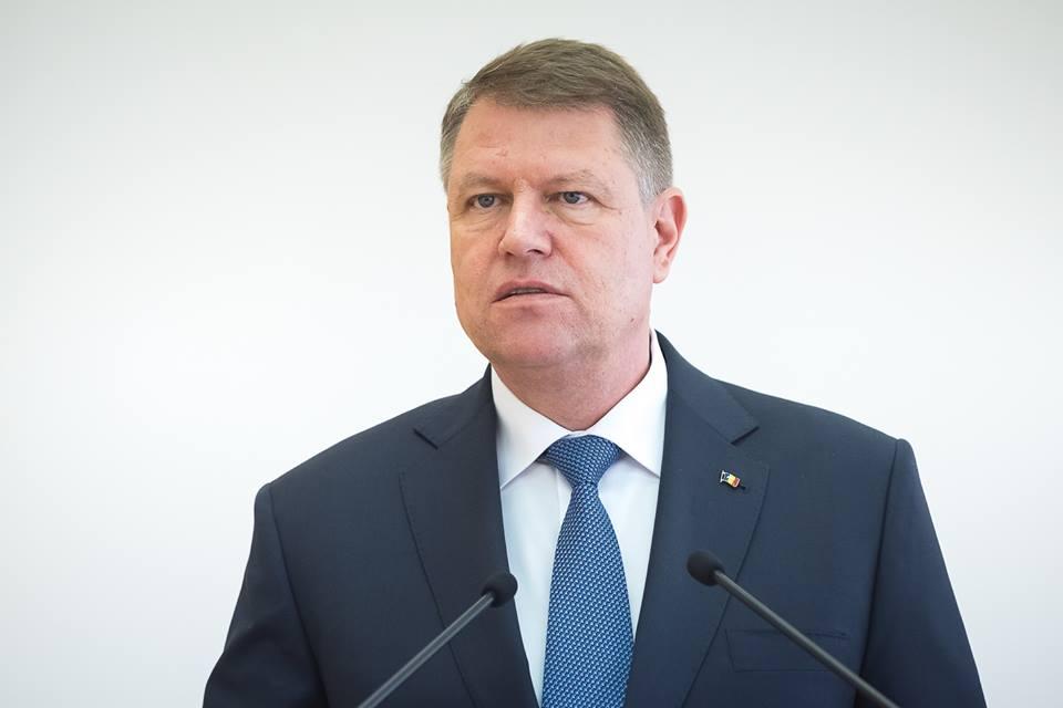 iohannis anunt Klaus Iohannis a promulgat legea Referendumului