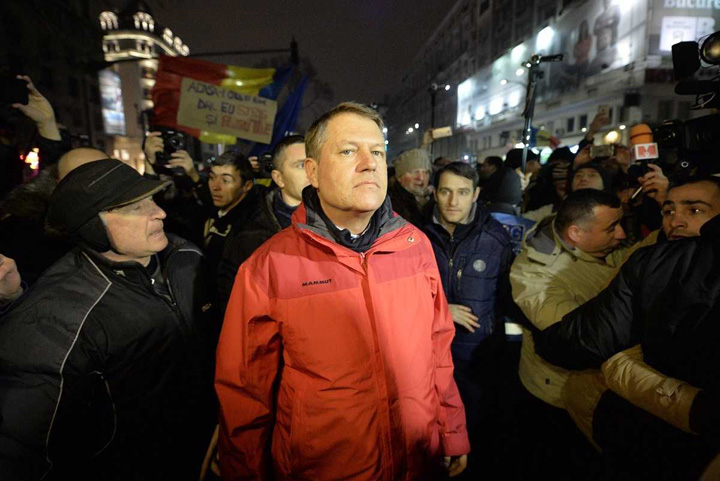 iohannis referendum gratiere Proteste fara Iohannis
