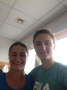 irina monica 225x300 Begu si Niculescu ajung in semifinalele Australian Open!