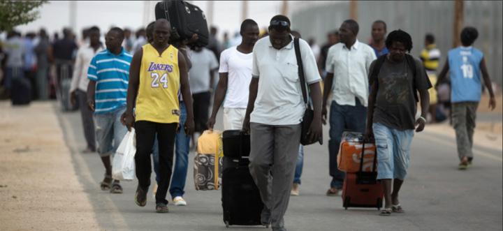israel Israel recruteaza vanatori de migranti