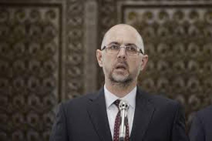 kelemen hunor 1 UDMR risca scoaterea din Parlament prin lege