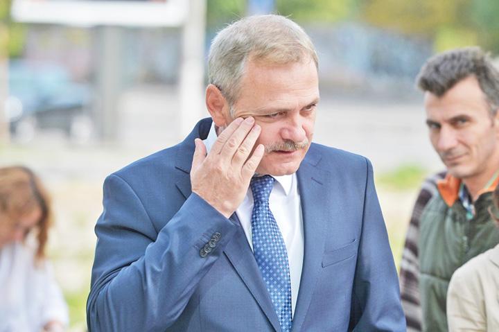 liviu dragnea 1 Dragnea pregateste lovitura finala in Moldova
