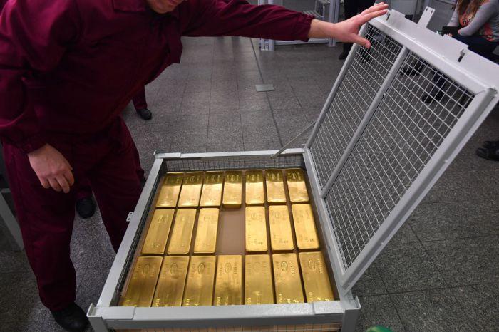 longou3 Cum isi stocheaza Rusia aurul