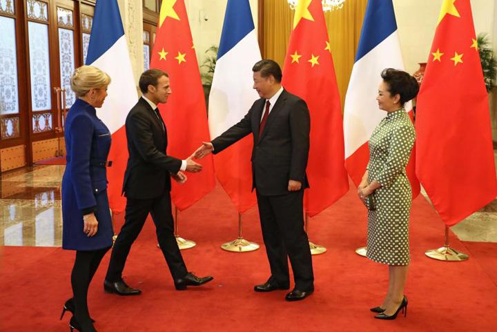 macron 3 Macron, pisoiul din fata tigrului asiatic