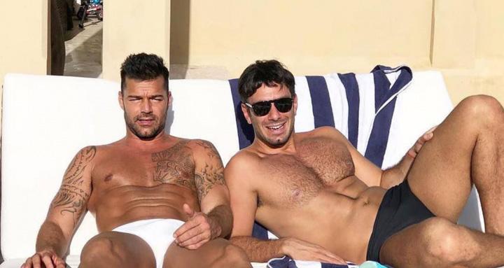 martin si sotia Ricky Martin s a casatorit cu partenerul sau
