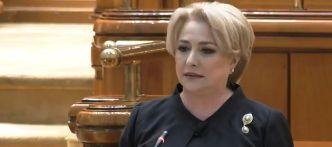 noul premier Guvernul Dancila a trecut de votul Parlamentului