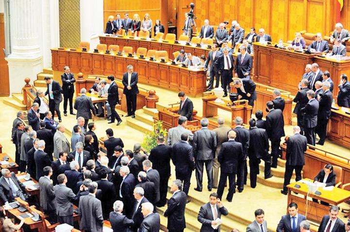 parlamentari PNL, dormi linistit! PSD isi face singur opozitie ...
