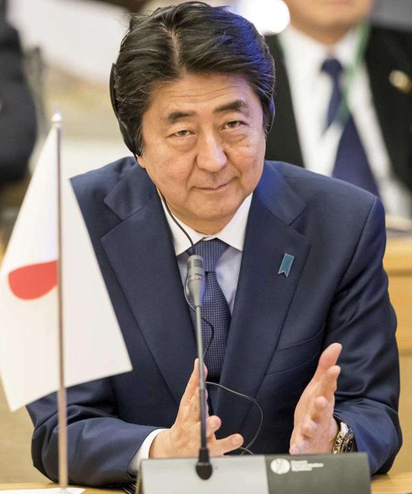 premier japonia Premierul Japoniei si a inceput turneul european