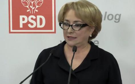premierul Dancila Dancila ii raspunde lui Iohannis: avem bani de salarii si pensii