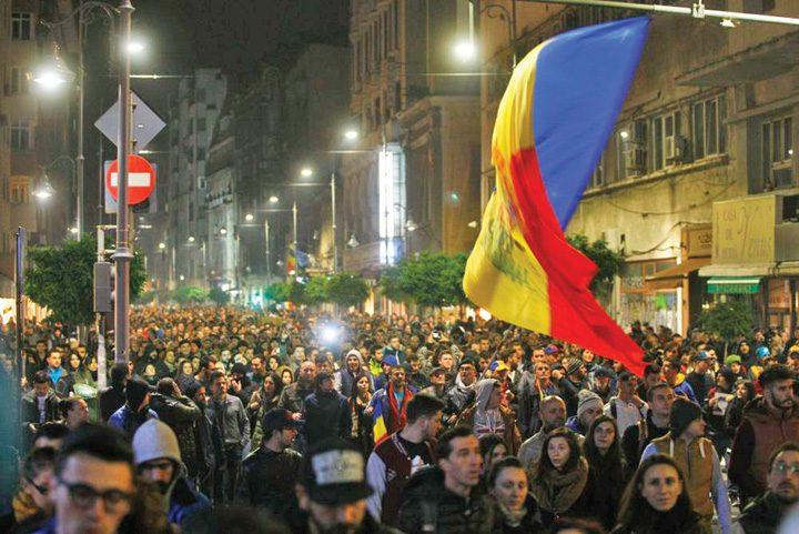 proteste18 720x481 Politia si a ascuns chipul in prohab