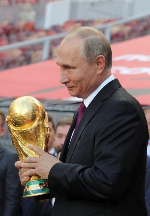 putin 1 2018, anul geopoliticii sportului