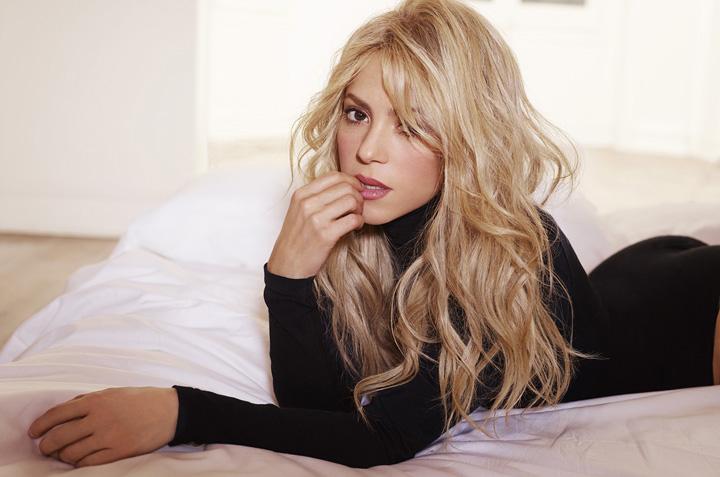 shakira Shakira, vanata de fiscul spaniol