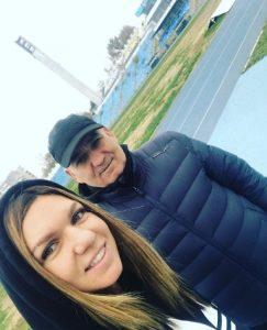 simo tata 243x300 Finala AusOpen, prin ochii tatalui Simonei Halep: a fost un meci dramatic, dar frumos