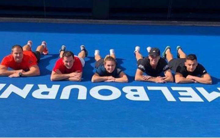 simona Halep debuteaza maine la Australian Open