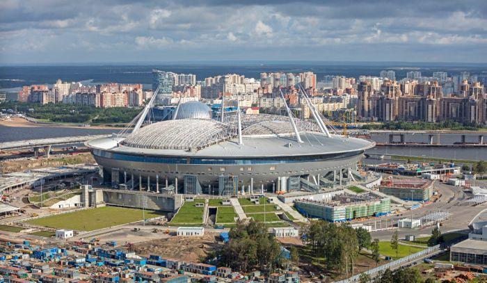 stadion 2018, anul geopoliticii sportului