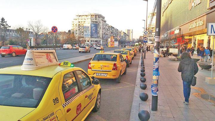 taxi Firea pune gheara si pe taximetristii independenti