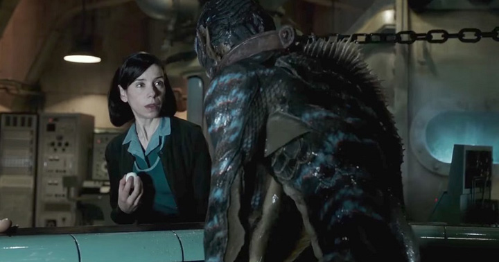 "the shape of water sally hawkins Oscar 2018: ""The Shape of Water"", 13 nominalizari"