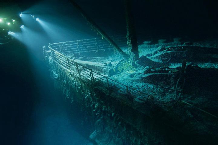 titanic mare 130.000 de dolari si vezi Titanicul