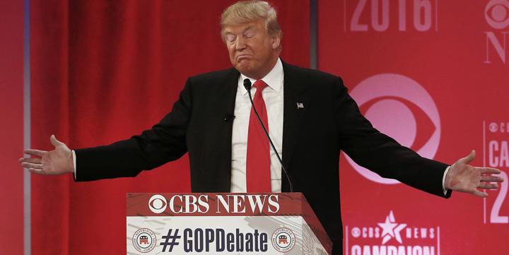 trump 2 Trump a ajuns la 2000 de minciuni