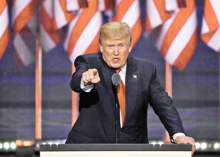 trump 4 Trump inchide Loteria vizelor