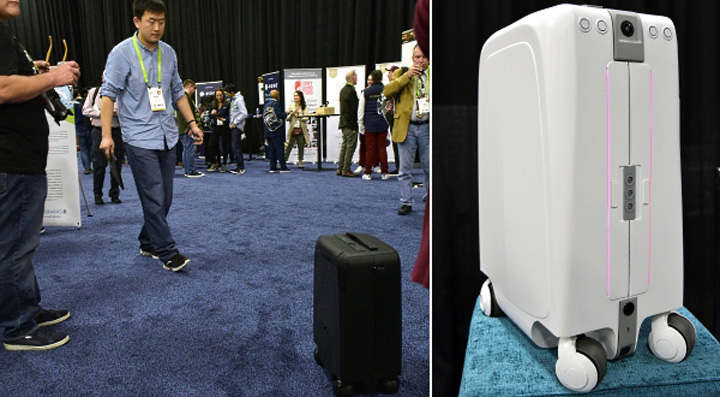 valize Dupa masini, si valizele devin autonome