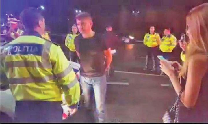 video o noua filmare a scandalului boureanu momentul in care fostul deputat e pus la pamant de politist 18579592 Politia, dotata cu militieni sensibili