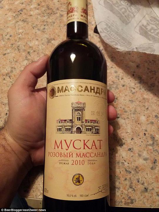 vin Un rus a furat vin cu un blindat