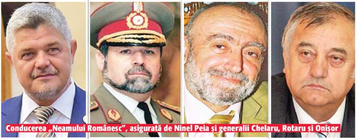 02 03111 Departamentul Zero are partid : Neamul Romanesc !
