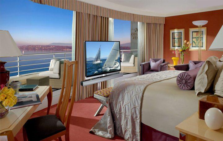 5 unu 720x457 Cele mai scumpe camere de hotel din lume