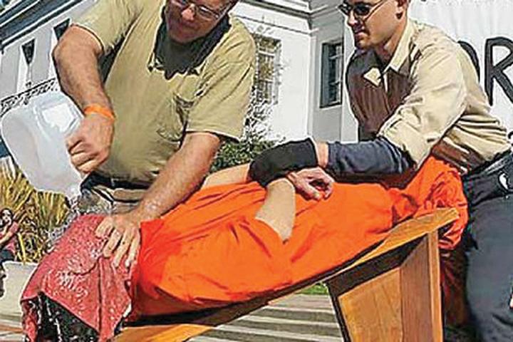 CIAtroture2 Guantanamo de la Rahova: torturi de neimaginat