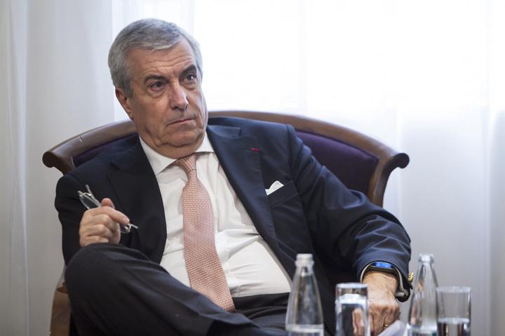 Calin Popescu Tariceanu Aceasta perioada de asteptare nu este una normala Lui Tariceanu i a cazut papionul