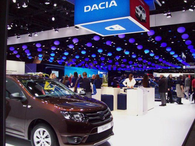 DACIA 667x500 Dacia nu vine la SIAB pentru ca marimea conteaza!