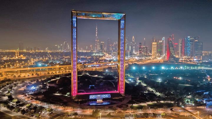 Dubai Framec Dubai, paradisul romanilor