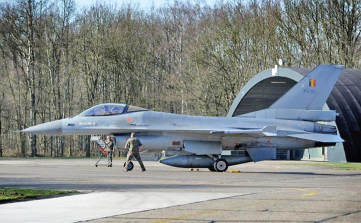 F 16 Fifor a luat o razna!