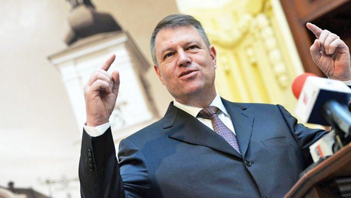 Klaus Werner Iohannis 720x406 Iohannis, ia ti mana de pe Justitie!