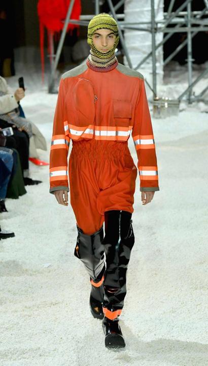 Klein 1 Moda pompieristica