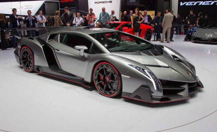 Lamborghini Veneno 720x440 Cele mai scumpe masini in 2018