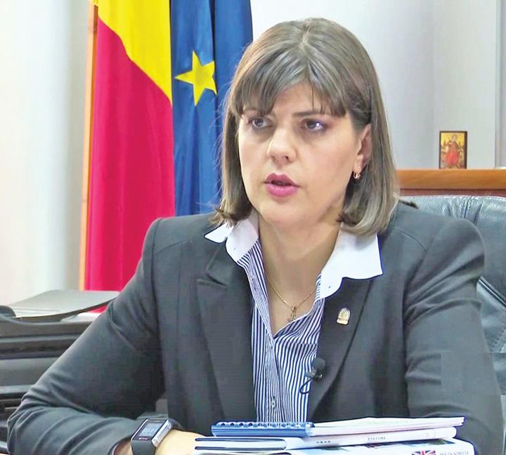 Laura Codruta Kövesi Kovesi, sub control judiciar