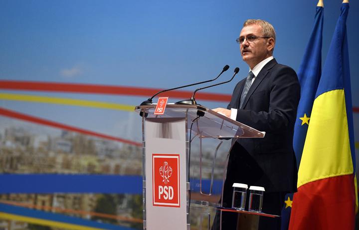 Liviu Dragnea34 PSD, congres si proces in acelasi timp