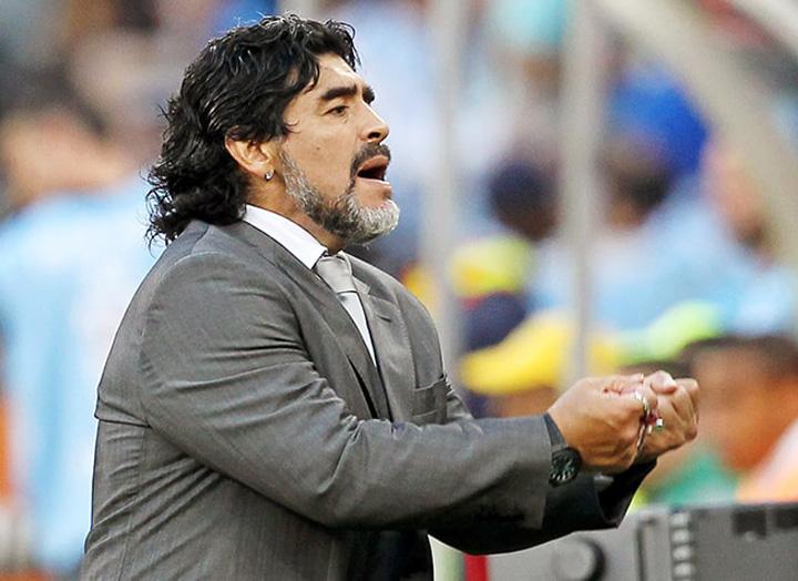 Maradona Maradona, fara viza de America din cauza lui Trump