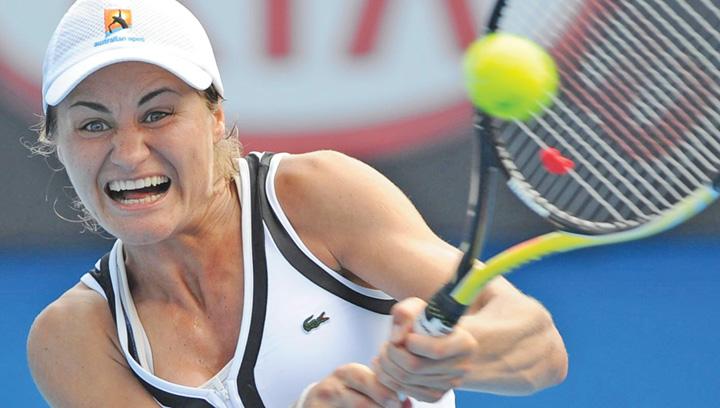 Niculescu Sharapova, nauca dupa meciul cu Niculescu