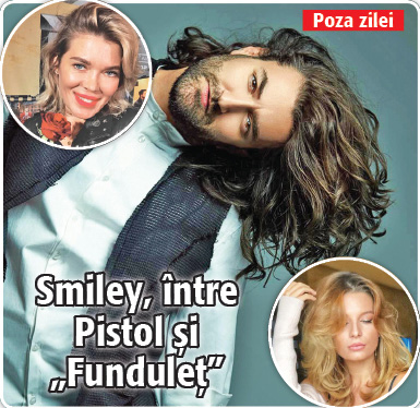 Poza zilei  Smiley, intre Pistol si Fundulet
