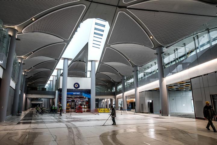 aeeroport1 Megaeroportul faraonului Erdogan
