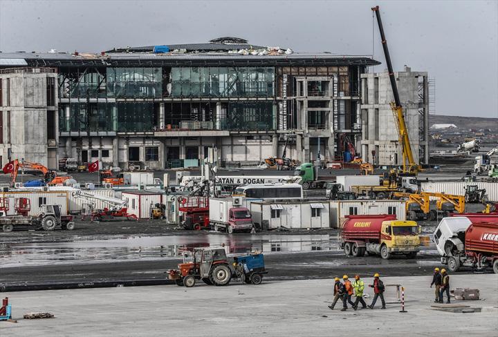 aeroport Megaeroportul faraonului Erdogan