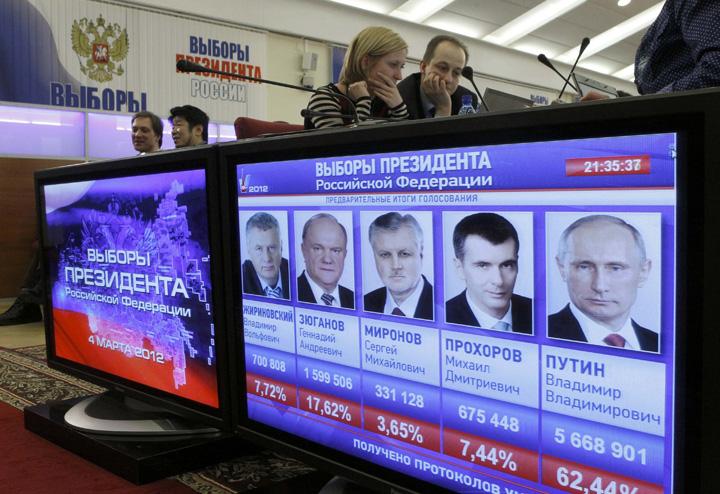alegeri rusia Rusii n au chef de prezidentiale