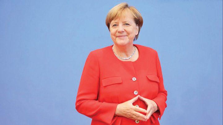 angela merkel 720x404 Angela Merkel este fan Simona Halep