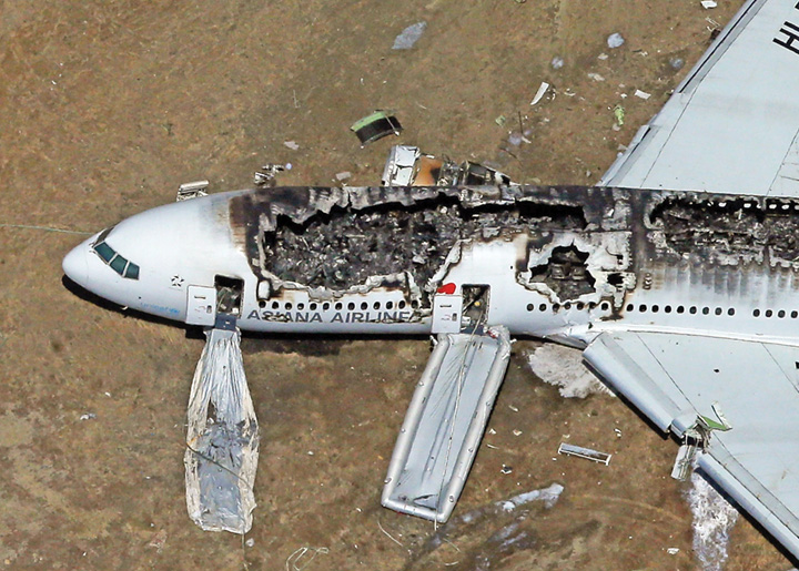 avion 1 Se prefigureaza anul catastrofelor aviatice